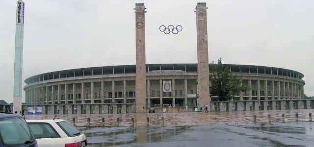Berlin Olympia – Bilder