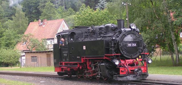 Schmalspurbahn – Bilder