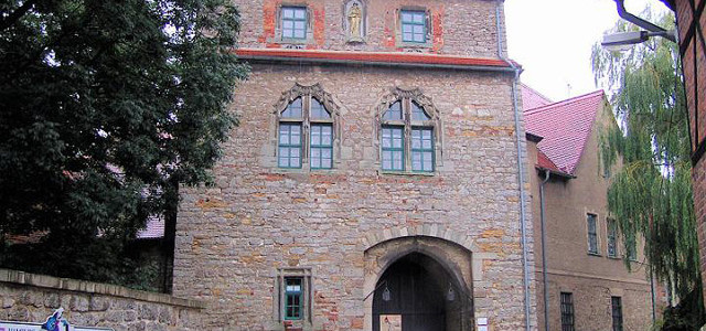 Ordensburg Liebstaedt – Bilder